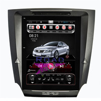 Roadlover Vertical Screen 2G+16GB Android 6.0 Car GPS Navigation Player For Lexus IS250 IS300 2005 2011 Stereo 2Din Radio NO DVD