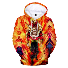 ec118929c Dragon ball Hody Hoodies Camisolas Pullover Casuais Dos Homens Mulheres  2019 Moda Menino Meninas