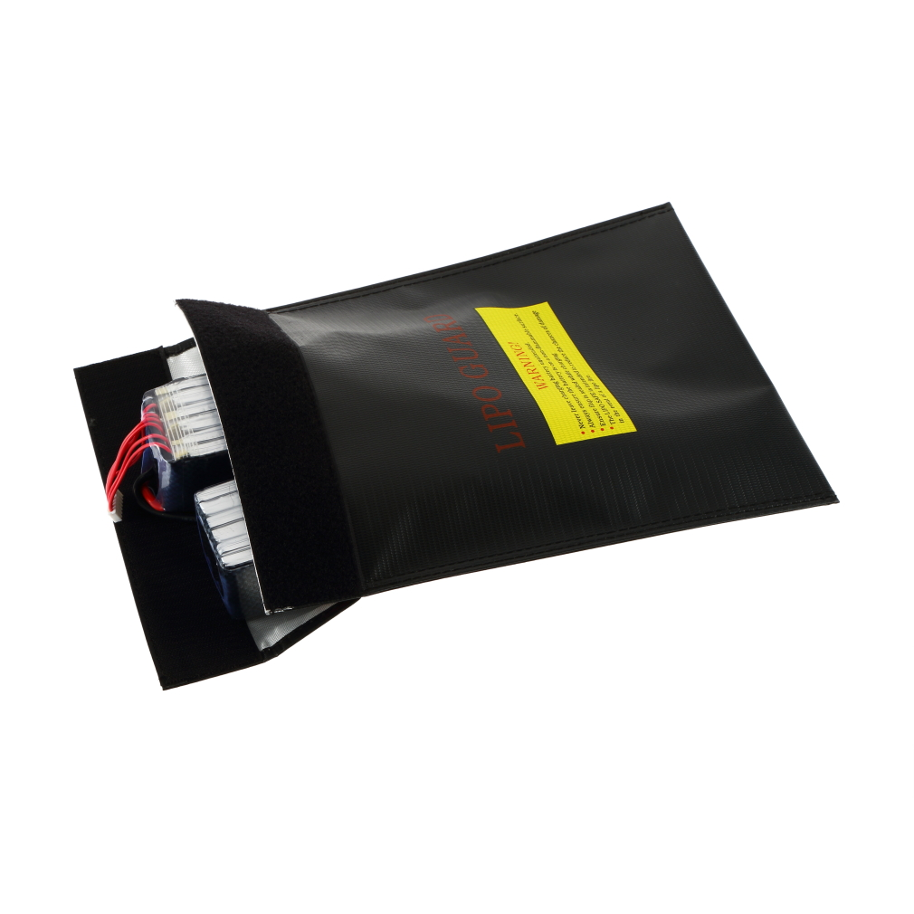 Hot 3pcs 300 x 230 mm RC Lipo Li Po Battery Protection Bags Guard Charging Safety