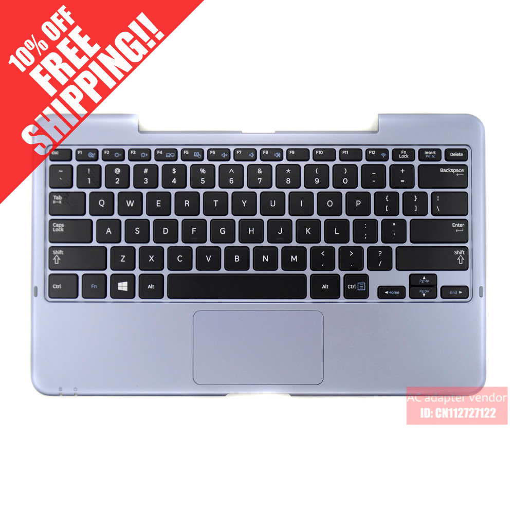 FOR Samsung XE500T1C table PC keyboard dock shell touchpad