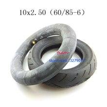 цена на wearable 10x2.50 (60/85-6) 10x2.50 wheel Electric Scooter Balancing Hoverboard self Smart Balance Tire 10 inch tyre  Inner Tube