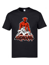 666 Demon Satan Villain Table Game Tshirts Pinball Classics Gorgar Video Cotton Tops & Tees Ostern Day Men Funny