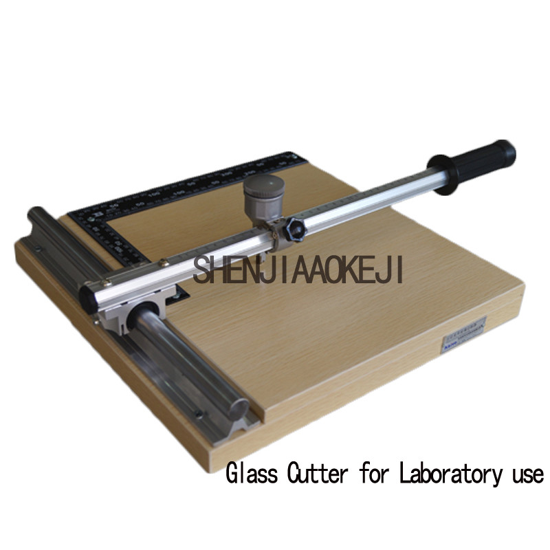 1pc Q 00X Laboratory glass cutter machine Small area conductive glass silica gel plate cutting machine