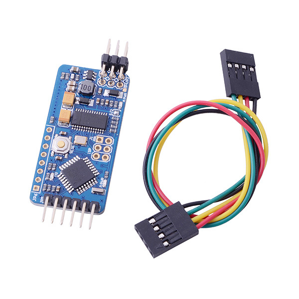 On-Screen Display OSD Board MiniOSD APM Telemetry to APM2.5 2.52 Flight Control High Quality apm 2 5 3dr telemetry osd y cable red black white