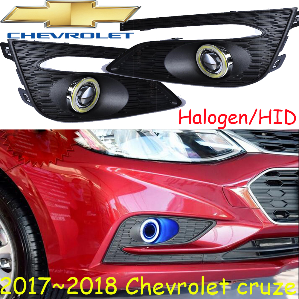 for 2017 year,Cruz fog light,Free ship!Cruz daytime light,Cruz Halogen light,cruz switch,cruz projector light
