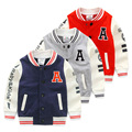 2017 Printed Children Jackets For Girls Spring Style Boys Outerwear Kids Baby Boys Coat Infant Baby Girls Clothes CBC-008