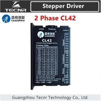 Orginal Leadshine CL42 stepper driver  VDC24-50V 0.5-3A for nema 17 42CME closed loop stepper motor