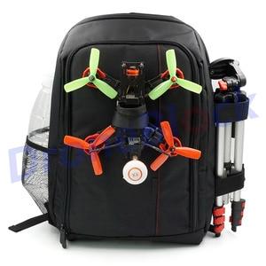 Image 4 - FPV Da Corsa Drone Quadcopter Zaino Carry Bag Outdoor Strumento per Multirotor RC Ala Fissa Spark Paragonabile con Betaflight