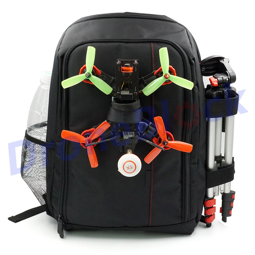 Image 4 - FPV Racing Drone Quadcopter Backpack Carry Bag Outdoor Tool for Multirotor RC Fixed Wing Spark Comparable with Betaflight-in Parts & Accessories from Toys & Hobbies