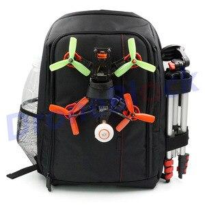 Image 4 - FPV Racing Drone quadrirotor sac à dos sac de transport outil extérieur pour Multirotor RC aile fixe étincelle Comparable à Betaflight