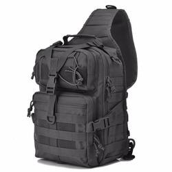 20L Tactical Assault Pack Military Sling-Rucksack Armee Molle Wasserdicht EDC Rucksack Tasche für Outdoor Wandern Camping Jagd
