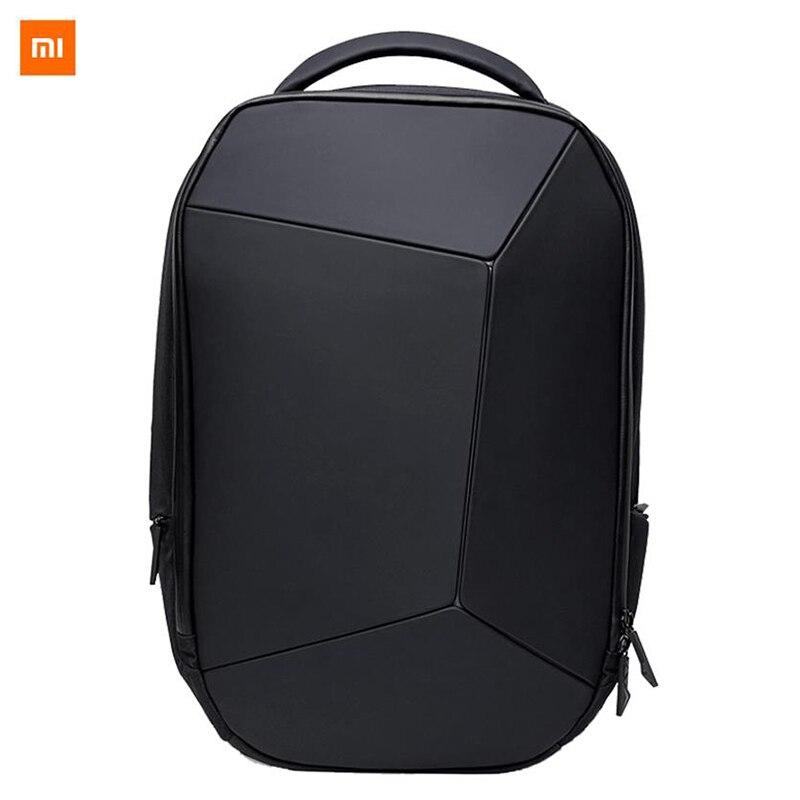 Xiaomi Mijia Youpin ファッション Xiaomi ミレーオタクバックパック黒バッグ旅行スポーツレジャーバックパック 490*320*150 ミリメートル 700 グラム  グループ上の 家電製品 からの バッグ の中 1