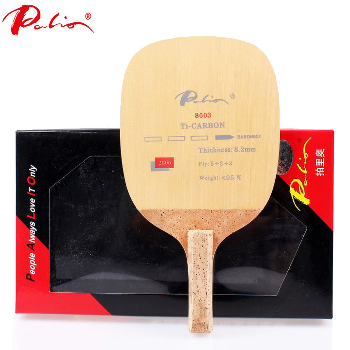 Palio Carbon + Titanium JS Japanese Penhold Racket Table Tennis Blade Ping Pong Bat Tenis De Mesa Paddle nokotion la 7221p mbrhj02001 mb rhj02 001 main board for acer aspire 5830 5830t laptop motherboard hm65 ddr3 geforce gt540m gpu