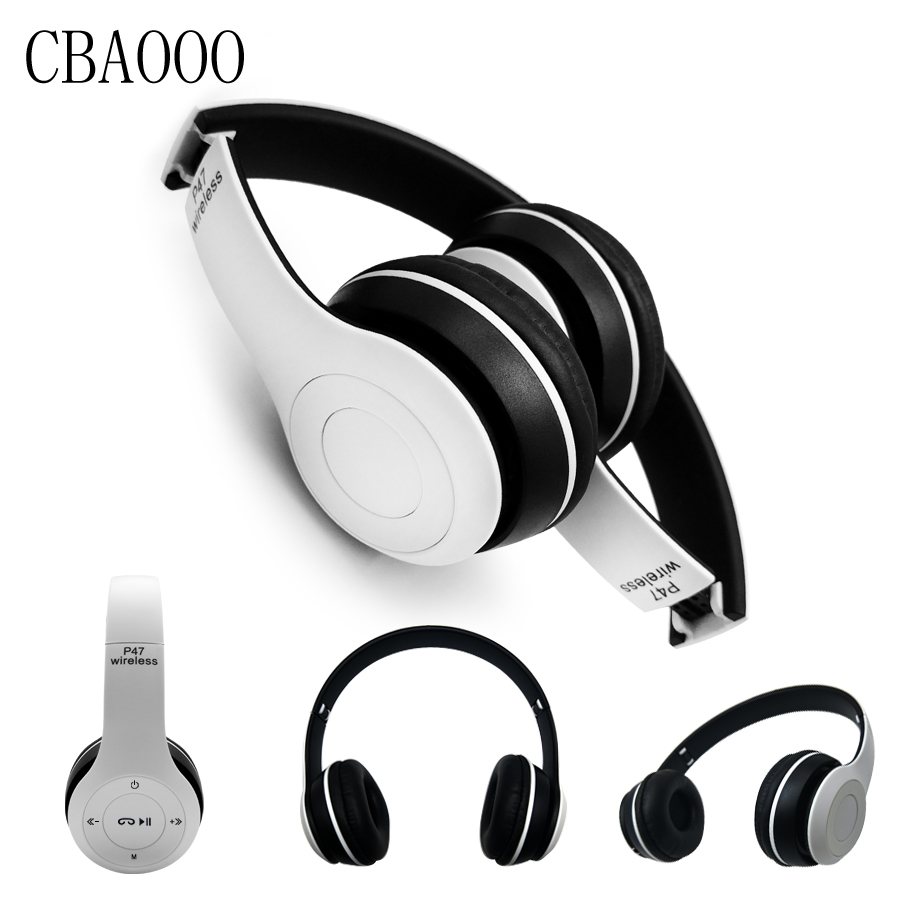 Headband Bluetooth Headphones Wireless Headset Foldable Stereo Noise Cancelling earphone Handsfree With Mic TF Card FM Radio remax bluetooth 4 1 wireless headphones music earphone stereo foldable headset handsfree noise reduction for iphone 7 galaxy htc