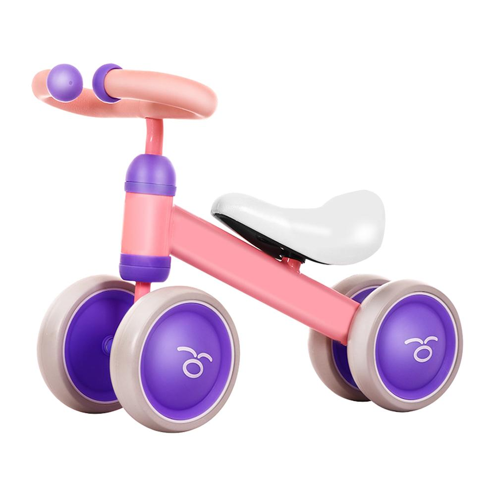 12 Inch Balance Bike Toddler Without Pedals For 1 – 5 Year Old - Pink 1