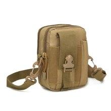Наружные военно-тактические Кобура Талия поясная сумка мешок универсальный телефон, чехлы для iPhone 7 6 6S плюс 5 5S se 4 4S случае