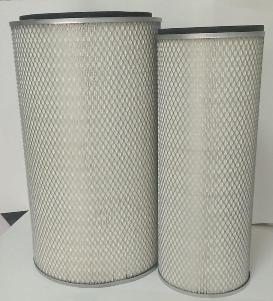 все цены на Fast Shipping air cartridge K3052 A610-set2 Air filter element Suit for Internation brand air filter