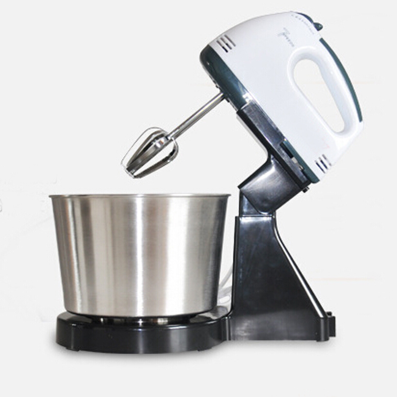 VOSOCO Electric Food mixer Egg Milk Mixer Mini Cream multifunction Frother Cake Mixer Blender Hand mixer Desktop electric whisk