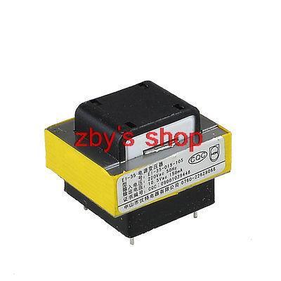 AC 220V 10.5V 6 Pins Ferrite Core EI Power Transformer EI-35AC 220V 10.5V 6 Pins Ferrite Core EI Power Transformer EI-35