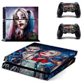 #0175 Decal Skin For PS4 Console Cover For Sony Playstaion 4 Decal Stickers+2Pcs Controller Protective Skins For PS4