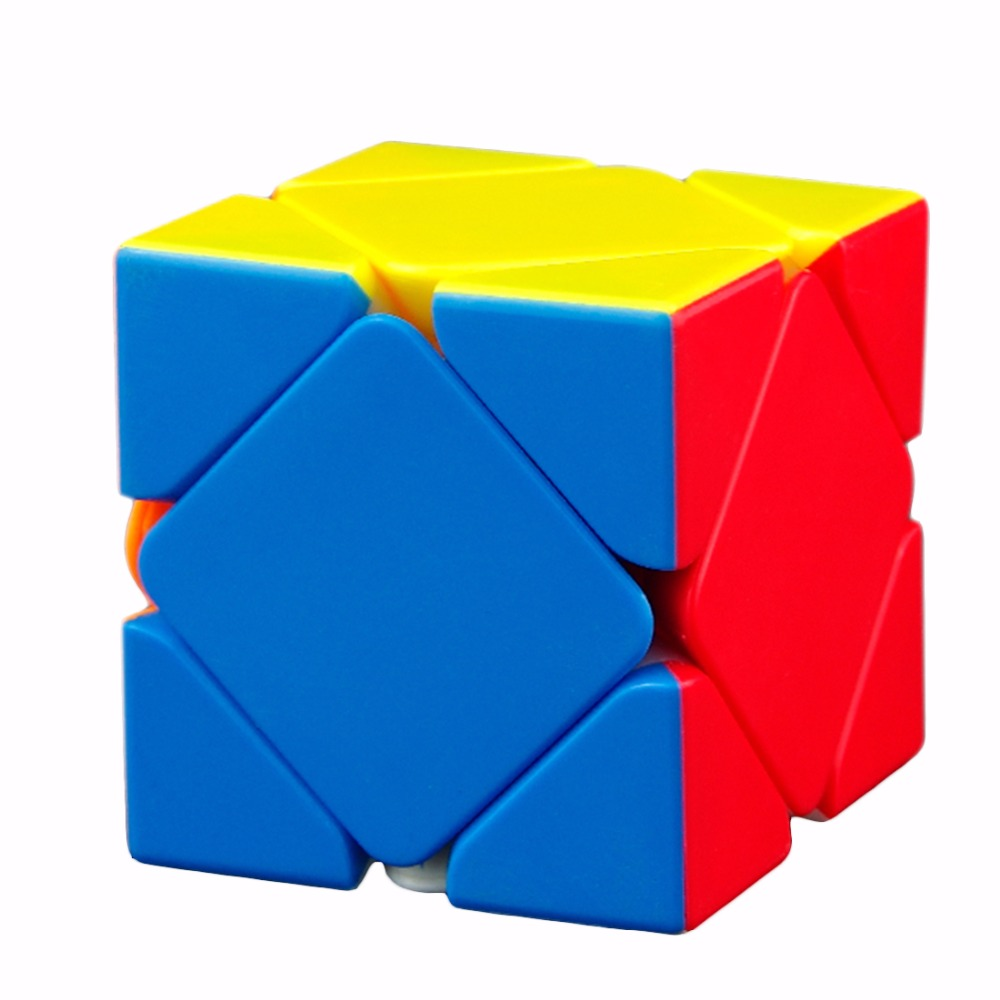 MoYu Brand Magnetic Positioning Skewb Speed Cube 55mm Cube toys for children cubo magico велосипед cube stereo 160 hpa race 27 5 2015