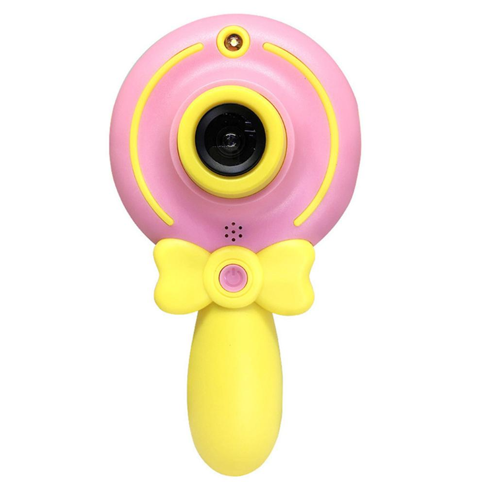 2inch Screen 1080P Handheld Selfie SLR Camera LED Video Recorder Kids Toy Gift