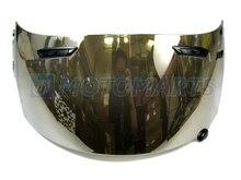 7 colors Visiera del casco per For arai helmet RR4 astro rapid axces condor chaser NR-5 rx7 corsair viper