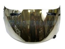 7 cores visiera del casco para arai capacete rr4 astro rápido axces condor chaser NR 5 rx7 corsair viper