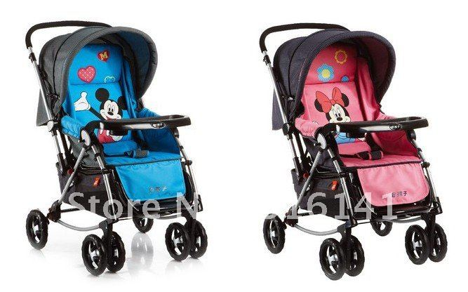NEW Baby Buggy with Wheels,Baby Pram Strollers Optional Strollers ...
