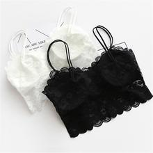1PC Sexy Women Lace Tops V-Neck Lace Floral SI01