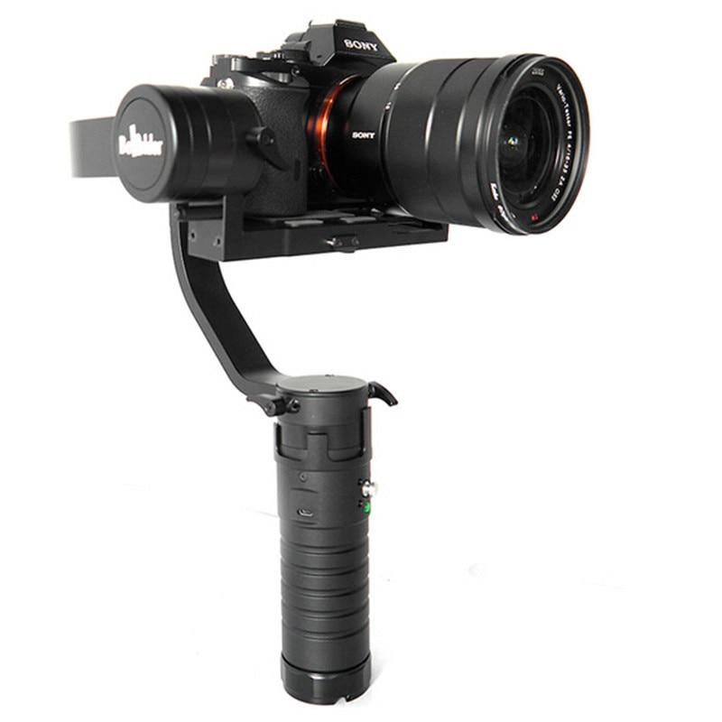 Beholder DS1 Handheld Stabilizer 3-Axis Brushless Gimbal for DSLR Camera support weight 2kg VS Nebula 4000 lite afi vs 3sd handheld 3 axle brushless handheld steady gimbal stabilizer for canon 5d 6d 7d for sony for gh4 dslr q20185