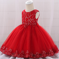 Baby Girls Dress for Newborn 3 6 9 12 18 24 Months Cute Sequined Tutu Dresses Baby Girls Clothes Kids Birthday Costume B6A2FA