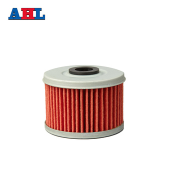 1Pc Motorcycle Engine Parts Oil Grid Filters For HONDA XL125V VARADERO DE LUXE 125 CBF250 VT125C SHADOW Motorbike Filter image