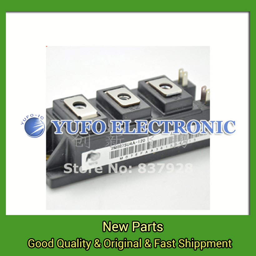 Free Shipping 1PCS 2MBI75U4A-120 Power Module original new Special supply Welcome to order