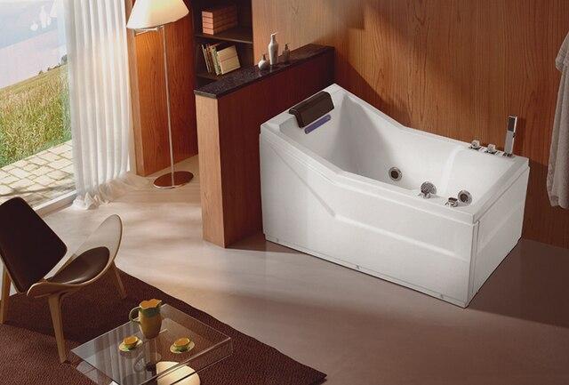 Hot Sell Idromassaggio Badewanne Mini Bathtub