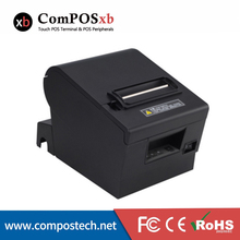 Manufacturer Direct Price 80 mm Thermal Receipt Printer Interface USB/LAN/RS232 With 1 Year Warranty