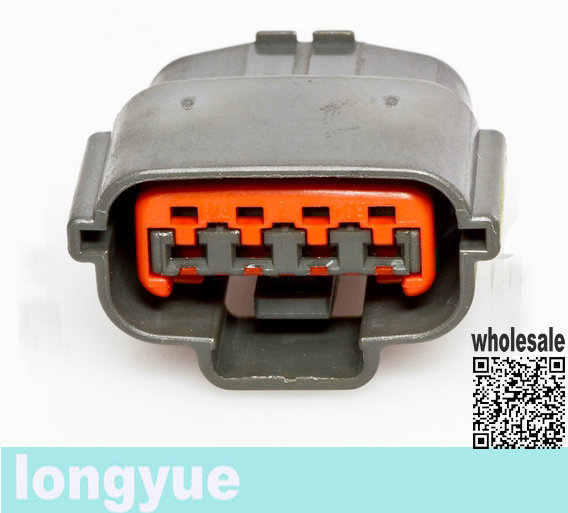 longyue 2pcs alternator repair plug connector for nissan mitsubishi murano  i30 i35 maxima