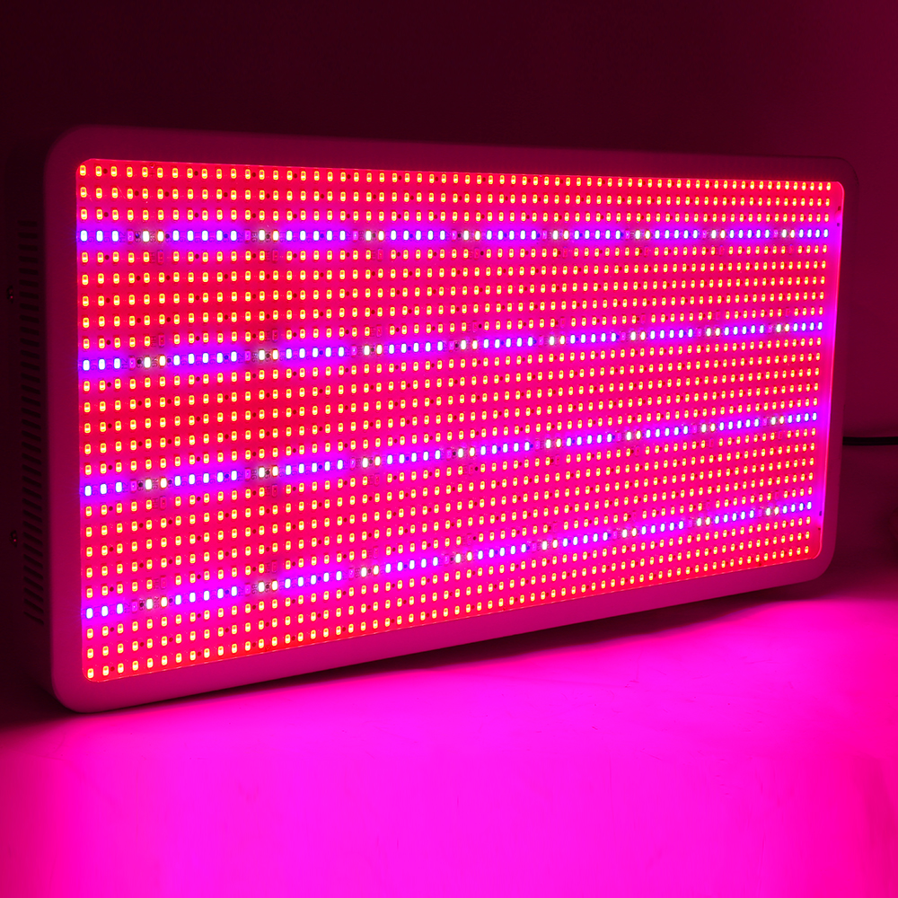 1650 LEDs Grow Light 1600W Full Spectrum UV IR Grow Tent Lighting For Hydroponics Garden Park Flowering Plants Grow/Bloom led grow light lamp for plants agriculture aquarium garden horticulture and hydroponics grow bloom 120w 85 265v high power