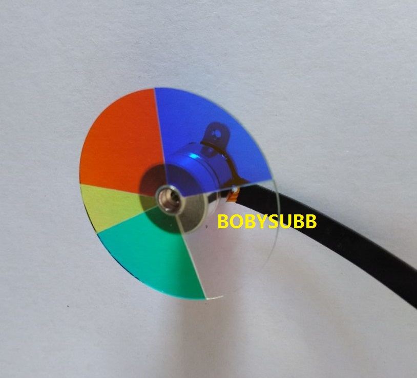 New For ASK C212 C214 Projecter Color Wheel