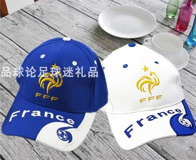 2018 France national Football team soccer Hat Baseball Cap snapback baseball  cap 8dfc4b2b62f