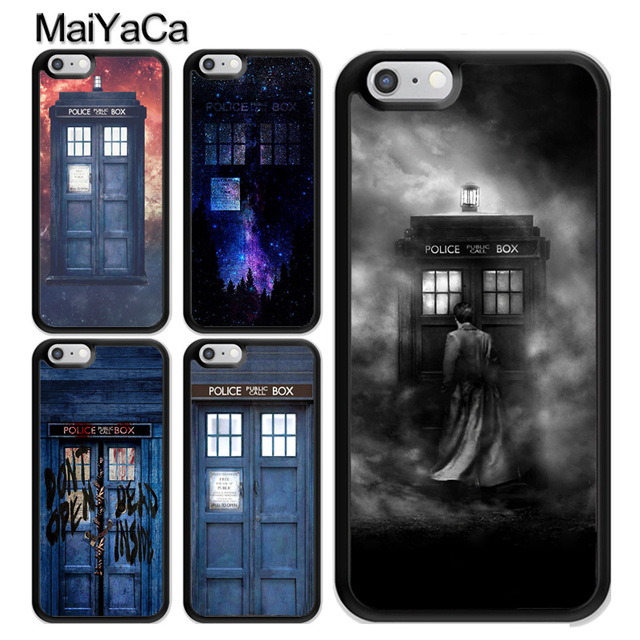 Phone Bags & Cases Maiyaca Doctor Who Series For Iphone 4s Se 5c 5s 6s 7 8 Plus X Xr Xs Max For Samsung Black Soft Shell Phone Case Rubber Silicone Attractive Fashion Cellphones & Telecommunications