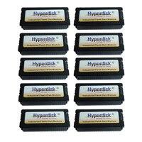 10pcs/Lot HyperDisk IDE DOM MLC SSD 44 Pin 2GB/4GB/8GB/16GB/32GB/64GB DOM SSD Disk On Module Industrial IDE Flash Memory 44 Pins
