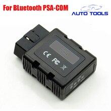 2017 PSA-COM Bluetooth PSA com диагностическим программатор для Peugeot для Citroen транспортных средств PSA com Замена для Lexia-3 PP2000