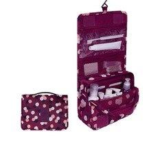 Waterproof Portable Travel Bag Neutral Travel Makeup Bag Polyester Travel Organizer Multi-Functional Packaging Cube