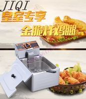 Hot Sale Electric Deep Fryer Commercial Electric Fryer French Fries Fried Chicken Deep Frying Furnace