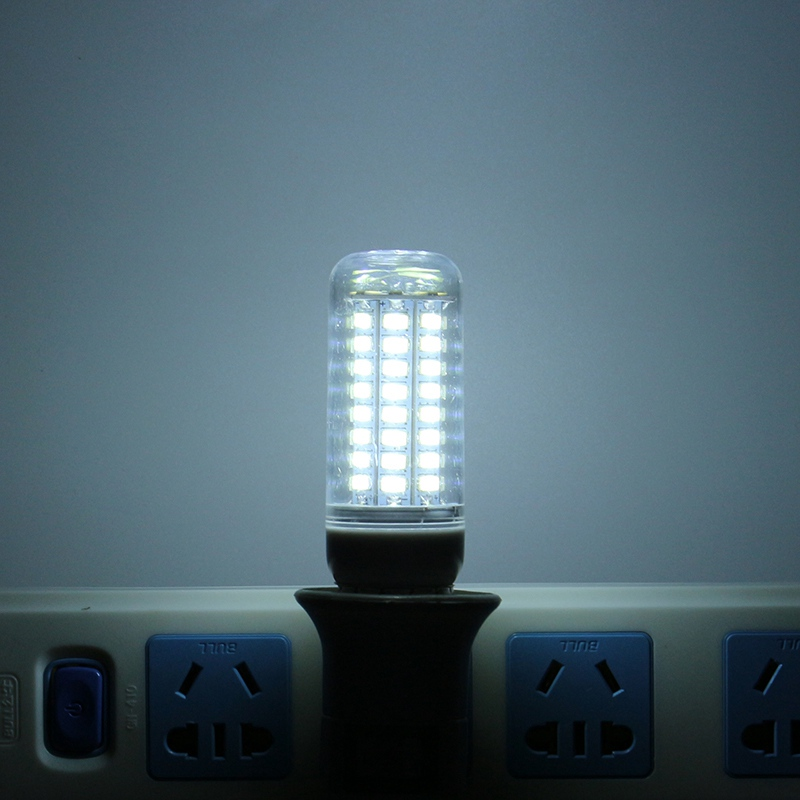 Lowest Price 5730 SMD 72 leds LED Lamp Bulb E27 E14 Pure Warm White LED Corn Light Bulb Chandelier Home Decoration Lighting