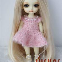 JD016 1/12 1/8 BJD кукольные Парики Мода пробор линия длинный кудрявый парик Размер 3-4 дюйма 4-5 дюймов 5-6 дюймов синтетический мохер кукольные парики