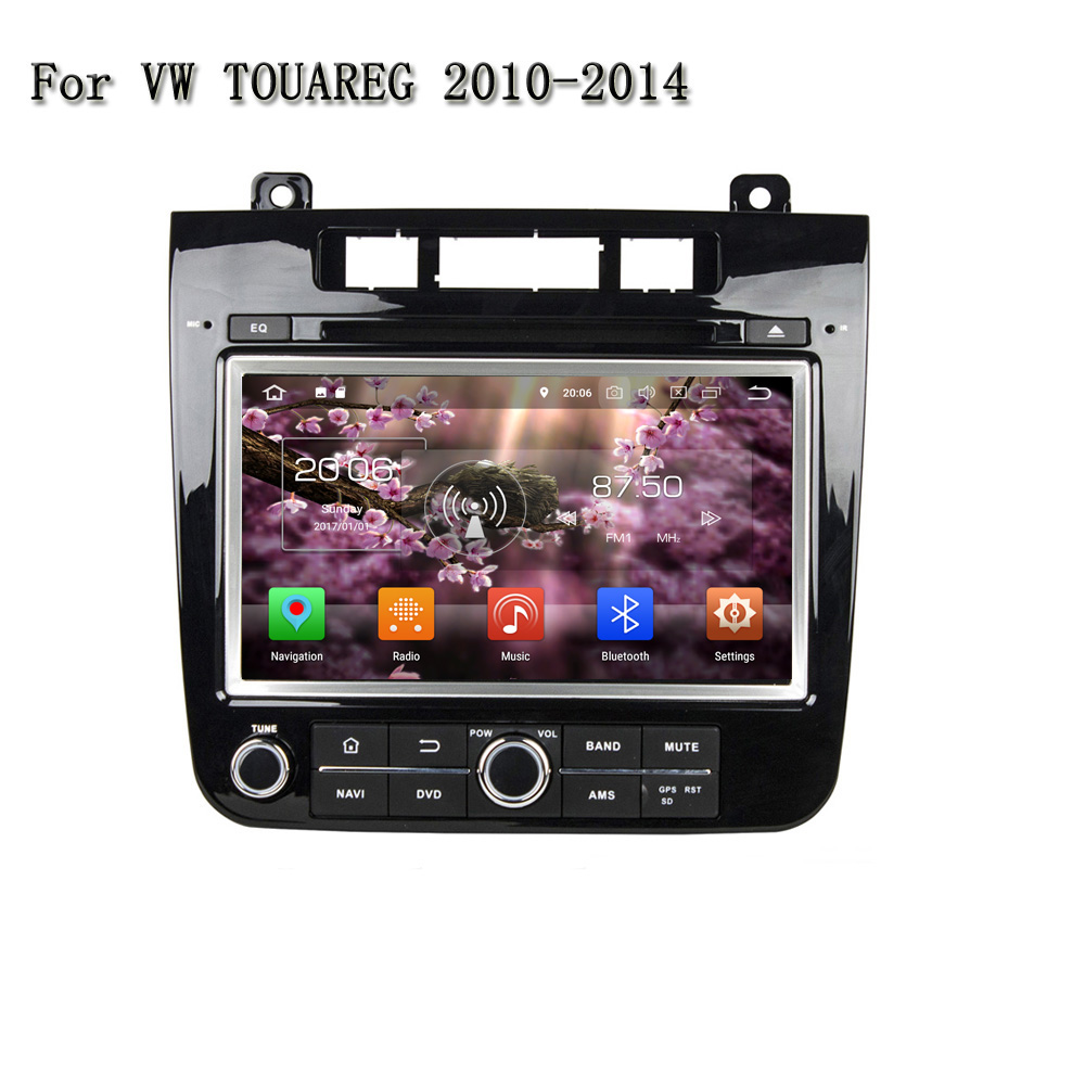8-Core RAM 4G ROM 32G 8 Inch Auto PC 8 Core Android 8.0 GPS Navigation Car DVD Player Head Unit For Volkswagen TOUAREG 2010-2015 8 core ram 4g rom 32g 8 inch auto pc 8 core android 8 0 gps navigation car dvd player head unit for volkswagen touareg 2010 2015