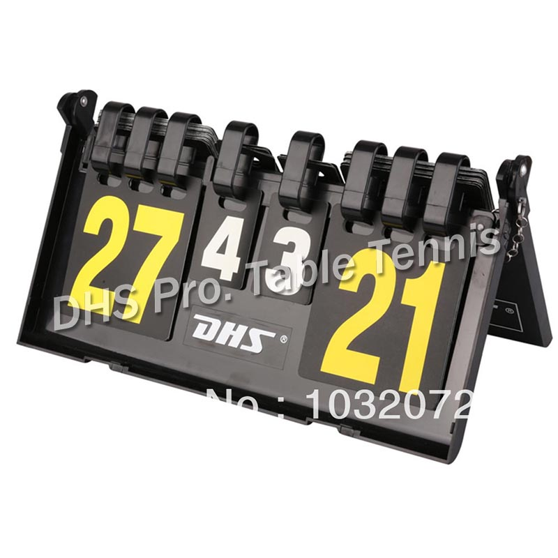 DHS F504 (F 504, F-504) Table Tennis / Ping Pong Scoreboard