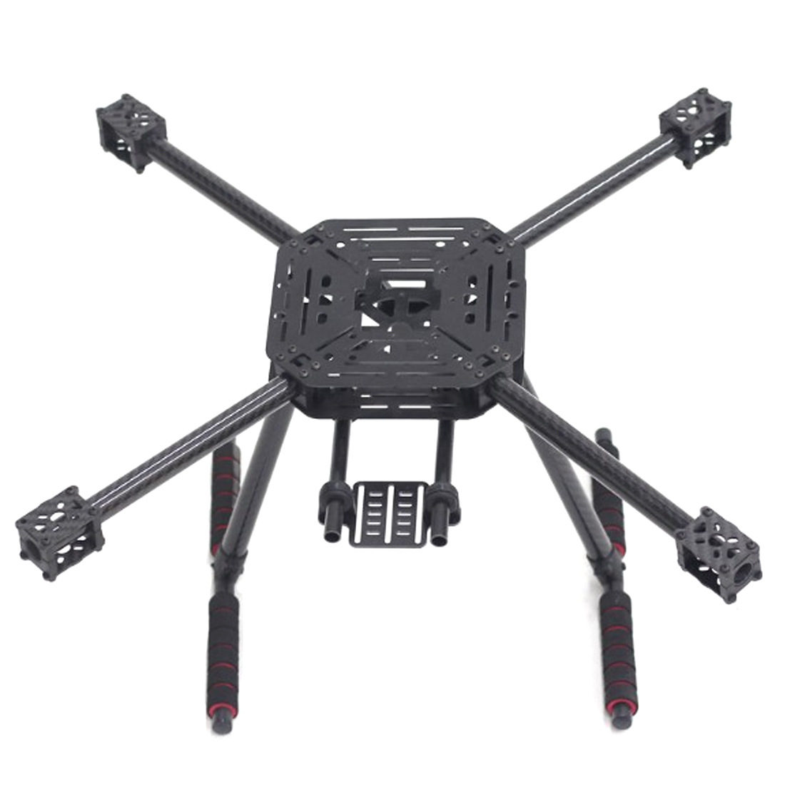 HOBBYINRC X500-X4 S500 F450 500MM FPV Quadcopter Carbon Fiber Frame Kit + Fixed Landing Skid jmt 500mm multi rotor air frame kit s500 pcb with circuit board for fpv quadcopter gopro gimbal f450 upgrade